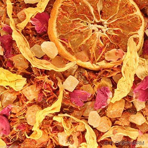 100g Früchtetee Tropenhimmel Mango Mandarine Geschmack loser Früchte Tee Pamai Pai®