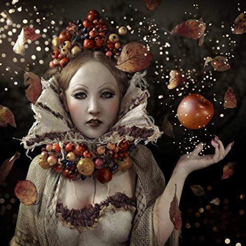 Kunst für Alle Impresión artística/Póster: Kiyo Murakami Magic of The Season - Impresión, Foto, póster artístico, 100x100 cm