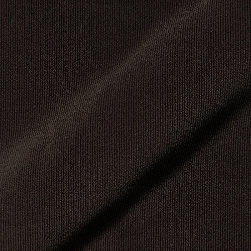 Stoff Polsterstoff Möbelstoff Bezugsstoff Meterware für Stühle, Eckbänke, etc. - Casino Braun Uni - MUSTER