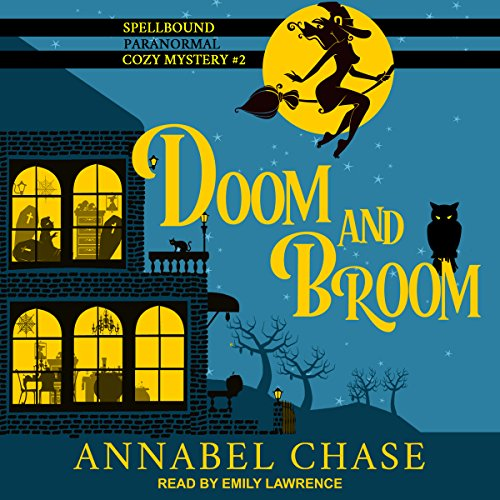 Doom and Broom audiobook cover art