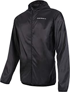 Acme Projects Ultra-Lightweight Windbreaker Running Jacket, Packable, Men, Women, Unisex, Water Repellent, Breathable