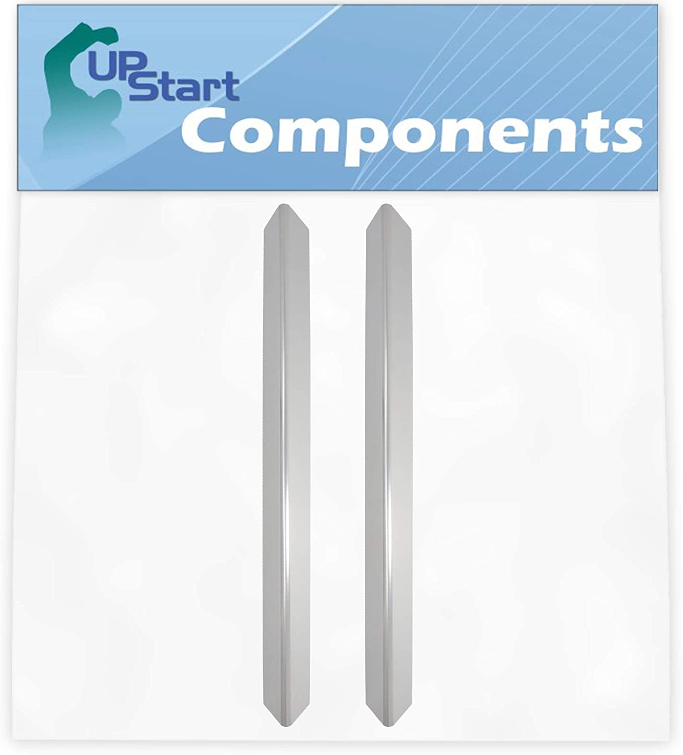 2-Pack BBQ Sale SALE% OFF Grill Heat Ranking TOP17 Shield Plate Parts Tent Replacement for We