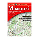 DeLorme Missouri Atlas & Gazetteer