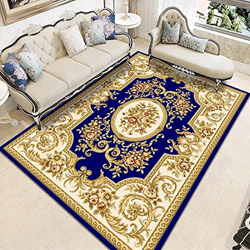 SHJIA Nordic Carpet Home Bedroom Printing Bedside Large Carpet Living Room Coffee Table Sofa Cushion Removable And Washable Material
