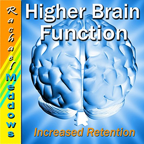 Higher Brain Function Hypnosis audiobook cover art