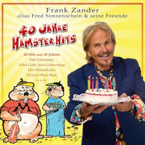 Frank Zander Alias Fred Sonnenschein & Seine Freunde