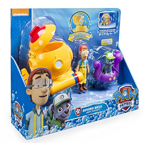 Paw Patrol - Captain Turbot Bath Playset