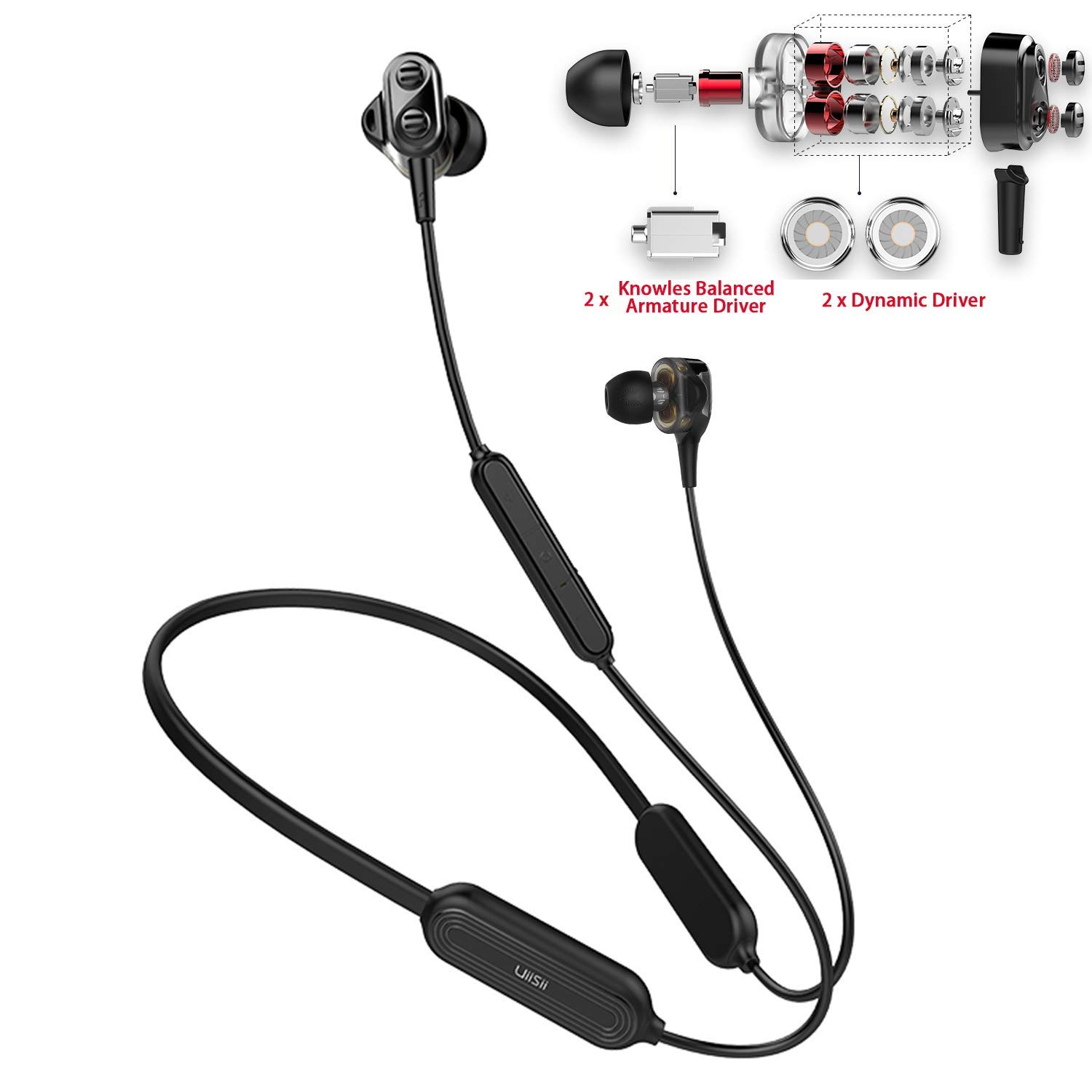 TOP Sweatproof Impressive Cancelling Headphones