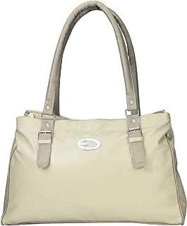 Superk Handbags for Womens & Girls (Cream).