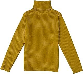 Wennikids Girls Spring Autumn Sweaters Little Kids Pullover Sweaters Baby Children Clothes