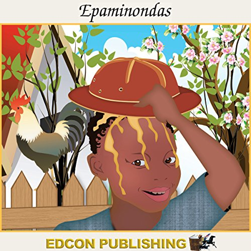 Epaminondas audiobook cover art