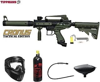 Maddog Tippmann Cronus Tactical Bronze Paintball Gun Package
