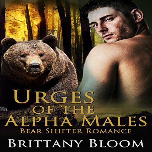 Urges of the Alpha Males audiobook cover art