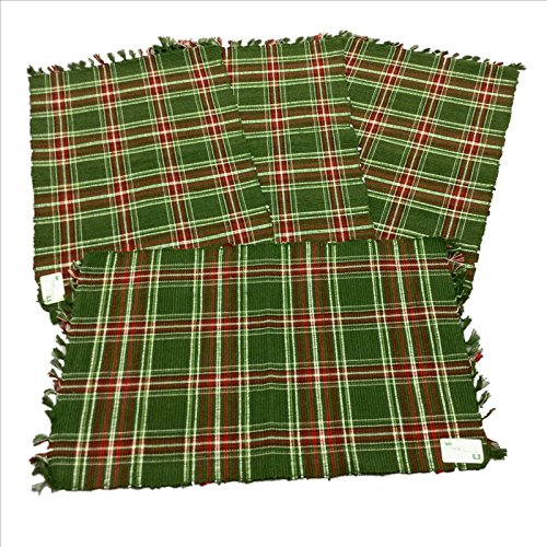 Wintergreen Placemat- Set of 4