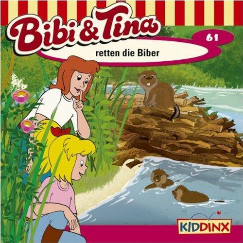 Bibi und Tina retten die Biber cover art