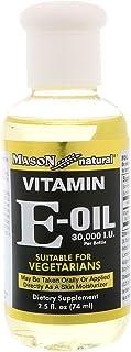 Mason Natural Vitamin E-Oil 30 000 IU 2 5 fl oz 74 ml