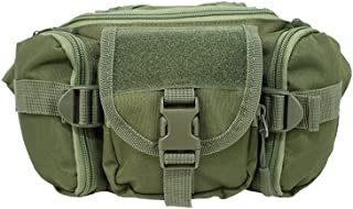 OSAGE RIVER Tactical Waist Pack, Hiking Fanny Pack