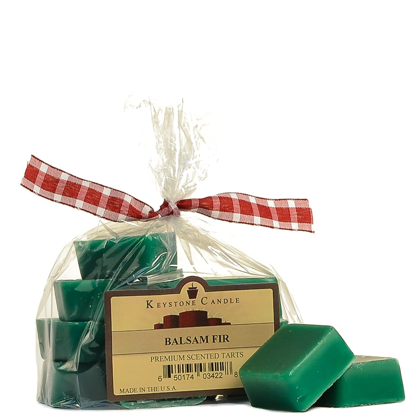 Balsam Fir Scented Wax Melts Candle For Wedding/Dinner, Holiday Event, Home Decoration, 6 oz, 1 15/16 in. wide x 5/8 in. thick per piece, 1 bag of 10 pieces