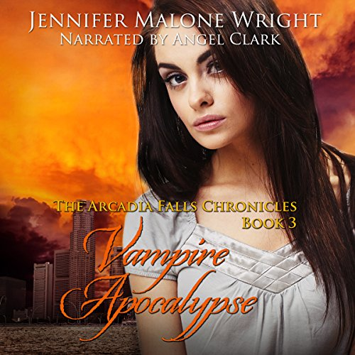 Vampire Apocalypse audiobook cover art