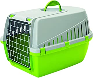 Saivc Zephos 3 Pet Carrier, 24 x 16 x 15 inch, Travel Transport Carrier for Small Dogs and Cats Weighing up to 10 kg, Suit...
