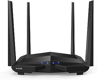 Tenda AC10U Smart Gigabit Wi-Fi Router AC1200 Dual Band w/Parental Control + MU-MIMO +..