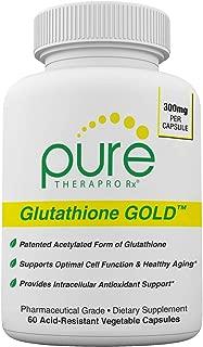 S-Acetyl Glutathione Gold 300mg PER Capsule - 60 DRcaps