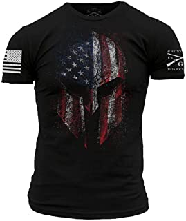 Grunt Style American Spartan 2.0 - Men's T-Shirt