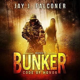 Bunker audiobook cover art