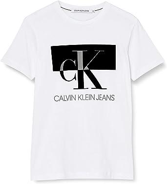 Calvin Klein Big CK SS tee Camisa para Hombre