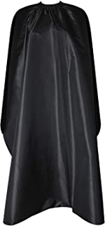 """Noverlife Stain & Water Proof Haircut Cape, 67x60"""" Large Barber Cape for Shampoo Chemical Treatments, Adjustable Closure H..."""