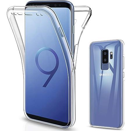 SOGUDE Coque pour Samsung S9 Etui, Samsung S9 Coque Transparent ...