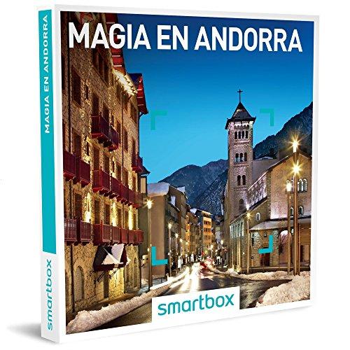 Smartbox - Caja Regalo para Adolescentes - Ideas Regalos Originales - Experiencias gastronómicas para Dos: 2 o 3 días en Andorra