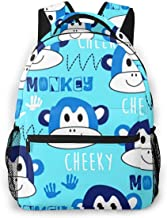 cheeky monkey backpack