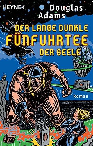 Dirk Gently's Holistische Detektei - Der lange dunkle Fünfuhrtee der Seele