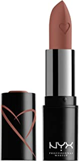 NYX PROFESSIONAL MAKEUP Shout Loud Satin Lipstick, Cali 02
