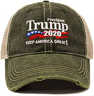 ChoKoLids Trump 2020 Keep America Great Campaign Embroidered USA Hat  eb5d608984b7