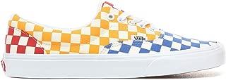 Vans Era (Checkerboard) Multicolor/True White