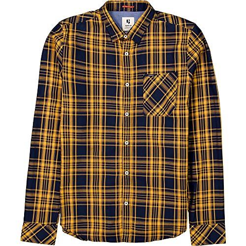 Garcia I11081 Camisa, Oro Amarillo, XXXL para Hombre