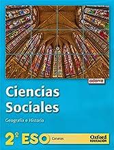 Ciencias Sociales. Adarve (Canarias) - 2º ESO - 9788467368932