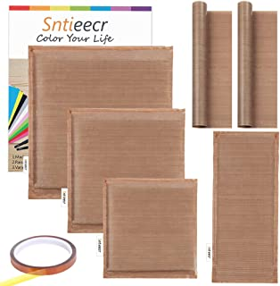 Sntieecr 4 Pack 4 Sizes Heat Press Pillows Mat Heat Pressing Transfer Pillow Ea