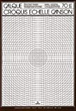 Canson Calque - Blocco da 50Fogli di carta da lucido, per schizzi in scala 70-75 g/m² A...
