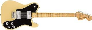 Fender Vintera '70s Telecaster Deluxe - Maple Fingerboard - Vintage Blonde