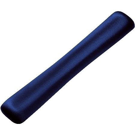 サンワサプライ キーボード用低反発リストレスト(ブルー) TOK-MU3NBL