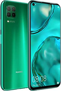 "HUAWEI Nova 7i Smartphone,Dual SIM,128 GB ROM, 8 GB RAM,48MP,4200 mAh,6.4"" Display  - Crush Green"
