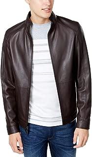 Michael Kors Mens Nappa Fall/Winter Lambskin Leather Jacket