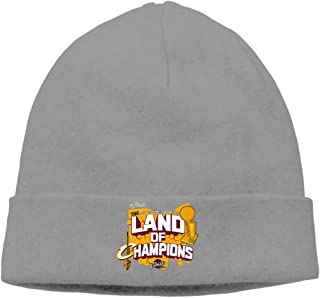 Cleveland Cavaliers Navy 2016 Finals Champions Land Of Champions Cap Hipster Beanie Winter Hats Christmas Flags