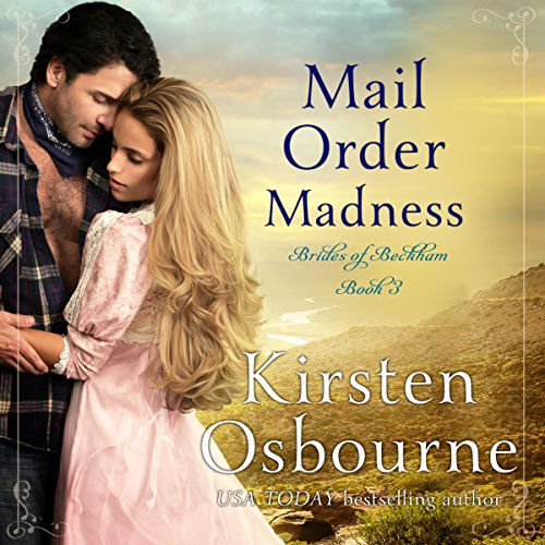 Mail Order Madness audiobook cover art