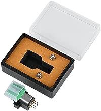 Tangxi para el Cartucho de fonógrafo At95e, Cartucho de la Placa giratoria, Agujas para el Tocadiscos de reemplazo del Tocadiscos Stylus Agujas, Stylus de Vinilo AT95E