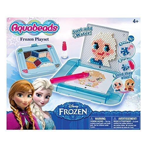 Aquabeads Disney Frozen AB65125 Frozen Playset by Aqua Beads
