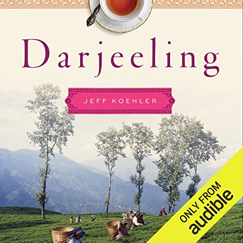 Darjeeling audiobook cover art